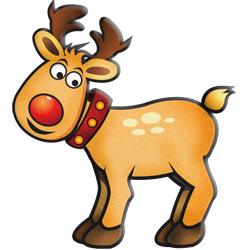 Reindeer Clip Art-Reindeer Clip Art-10