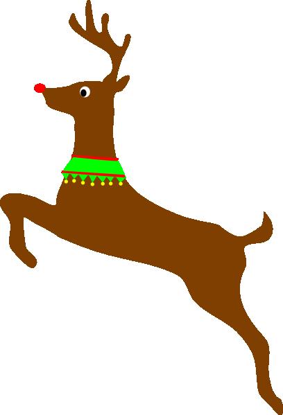 Reindeer Clip Art-Reindeer Clip Art-12