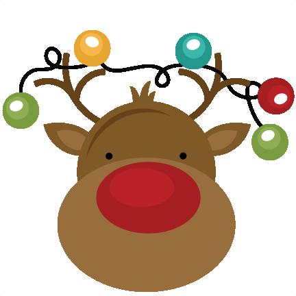 Reindeer Clip Art-Reindeer Clip Art-13