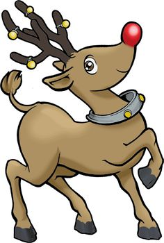 Reindeer Clip Art | Reindeer Clip Art Fr-reindeer clip art | Reindeer Clip Art Free | Clipart Panda - Free Clipart  Images-13