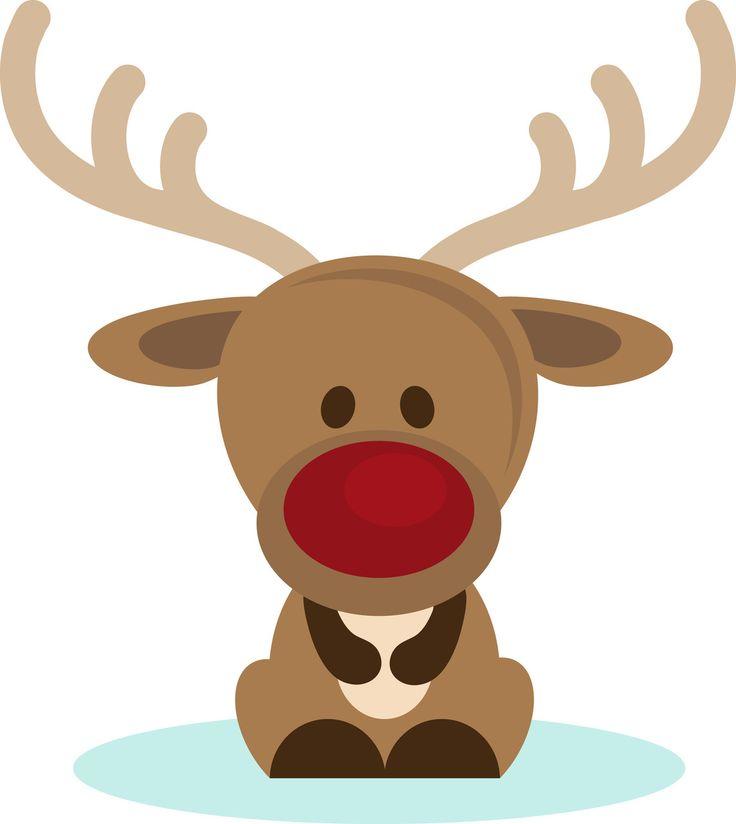 Reindeer clipart 4 image 2