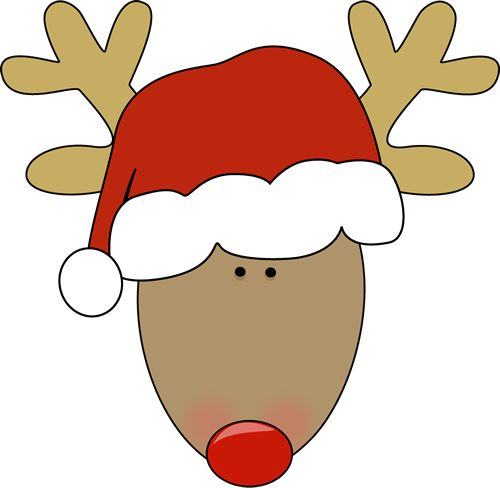 reindeer clipart - Google Search