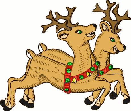 Reindeer Clipart-Reindeer Clipart-16