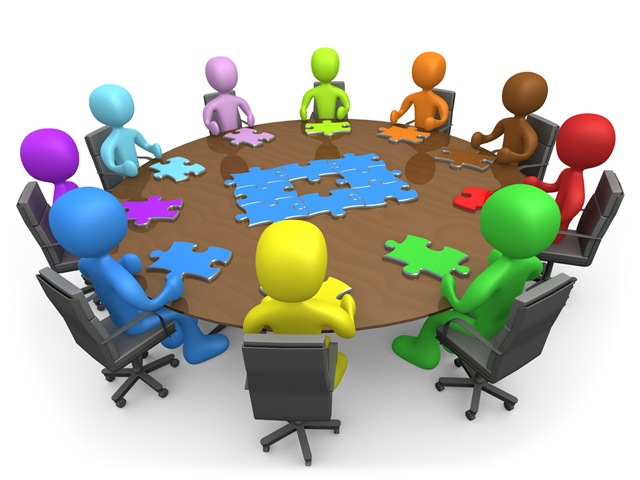 Reinventing The Board Meeting - Clip Art Meeting