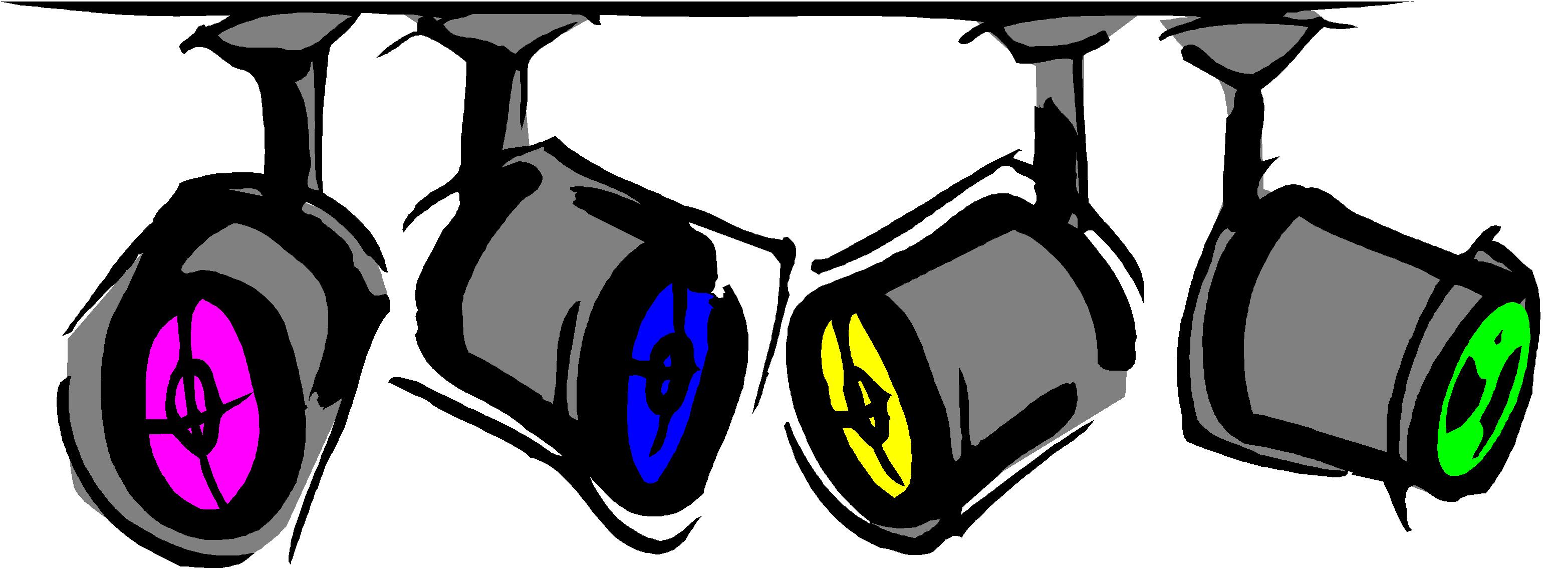 Related Clipart. Spotlight - Spotlight Clipart