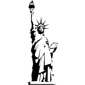Related Clipart. Statue Of Liberty