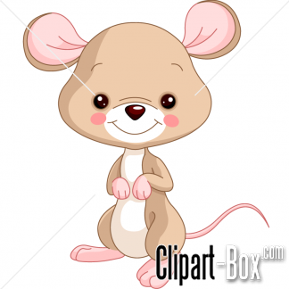 Related Cute Mouse Cliparts