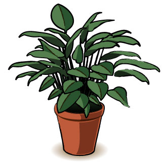 Related Plant 2 Cliparts