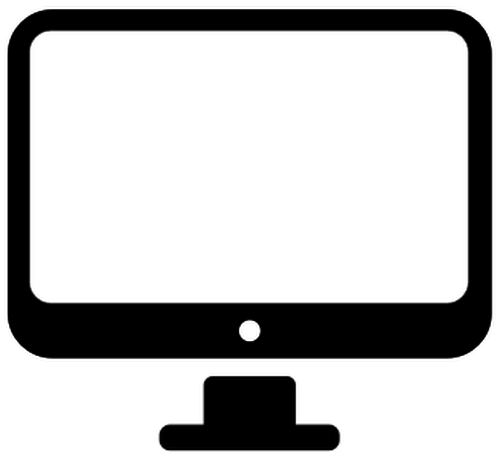 Related This Computer Monitor Clipart