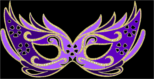 Related To Holding Masquerade Ball Mask Clip Art Image Picture