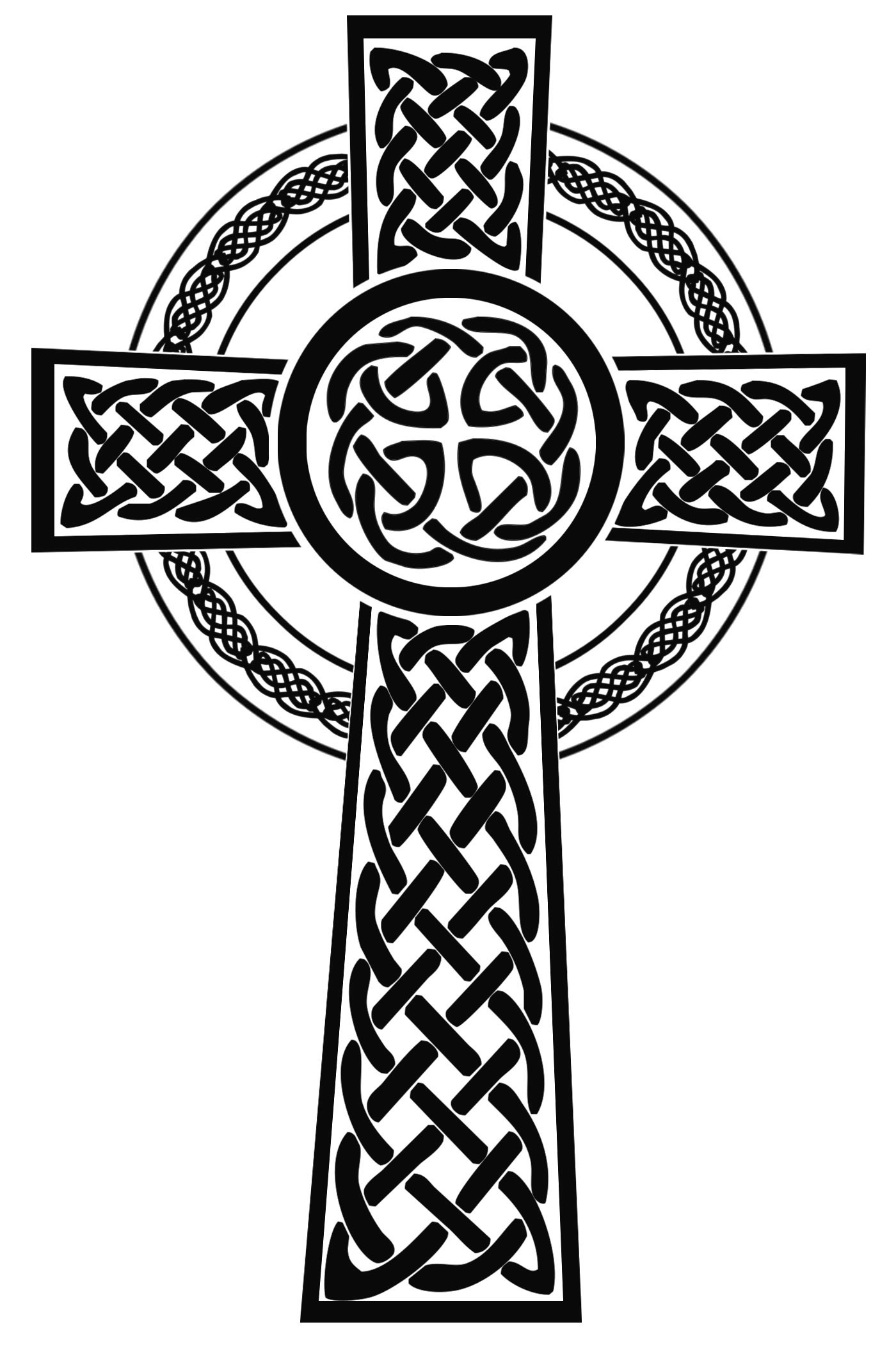 Related With Celtic Cross Clip Art