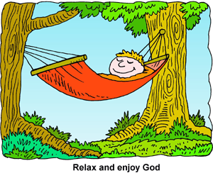 Relaxing in bed clipart - ClipartFest