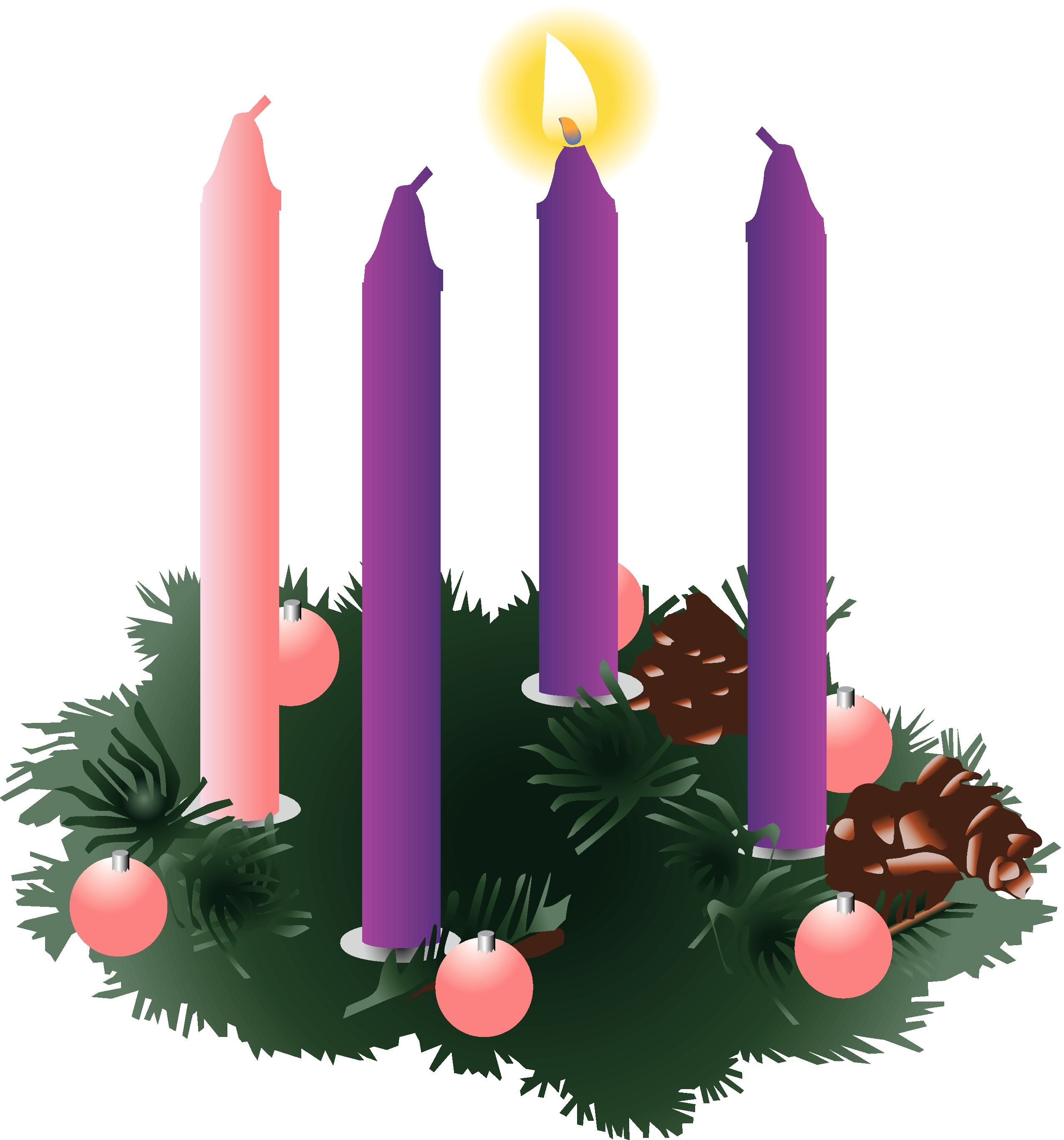 Religious Advent Clipart Clipart Panda Free Clipart Images