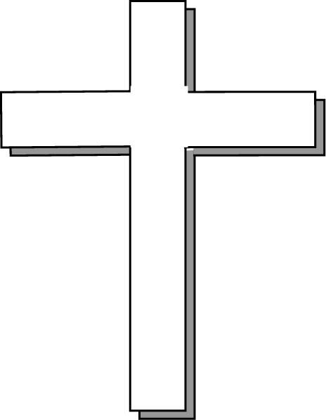 Cross 557 Signs Symbols Maps
