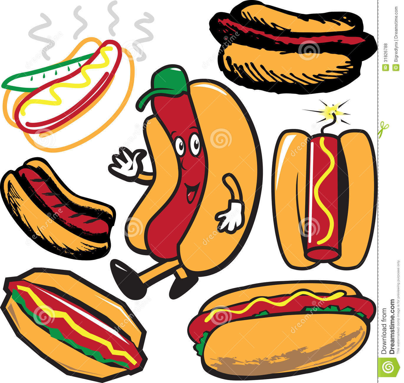 relish clipart u0026middot; corrosion clipart u0026middot; hotdog clipart