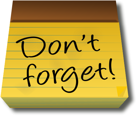 Reminder 20clipart Clipart Panda Free Cl-Reminder 20clipart Clipart Panda Free Clipart Images-5