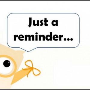 Reminder Clipart-reminder clipart-4