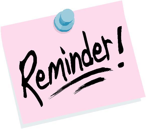 Reminder Clipart-reminder clipart-5