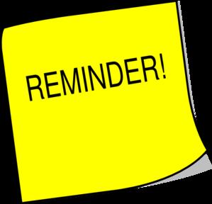 Reminder Clipart-reminder clipart-13