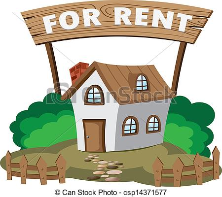 House for rent - csp14371577