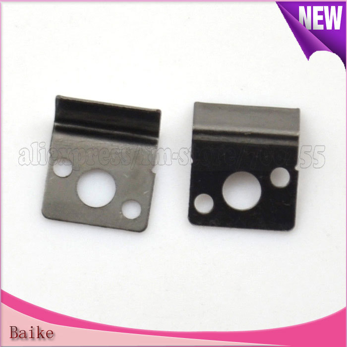 Replacement LCD Screen Frame Clip Button Clasp Bezel Metal Mounts Clips for Apple Ipad 1 1st 100% Guarantee