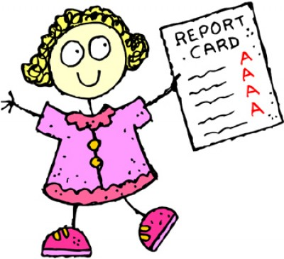... Report Card Clipart - clipartall ...