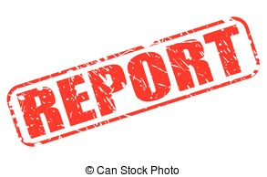 ... Report Red Stamp Text On White-... Report red stamp text on white-16