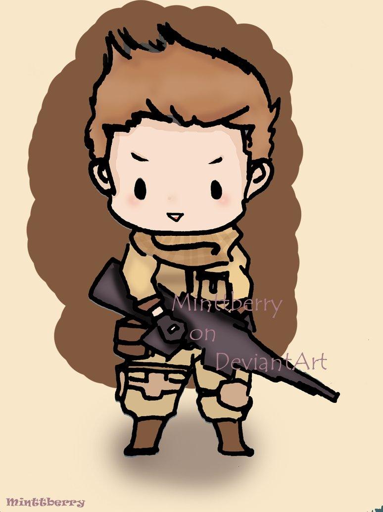 Resident Evil 6 Piers Nivans by kreystalx ClipartLook.com