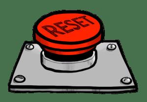 Reset Button Clipart