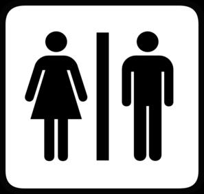 Restroom Clip Art