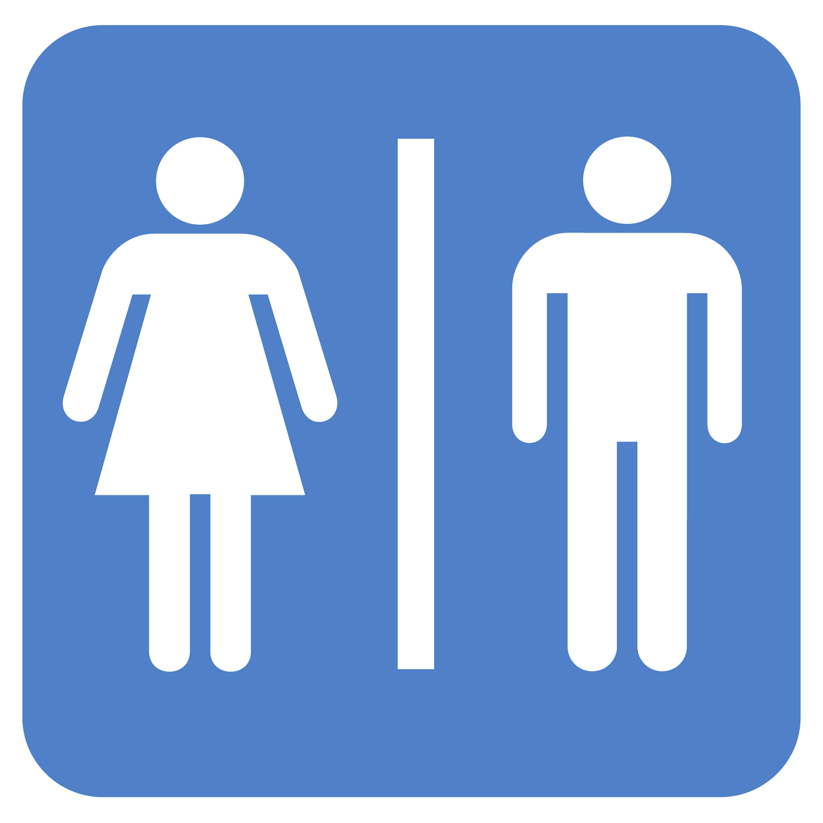 Royalty-Free (RF) Restroom Cl
