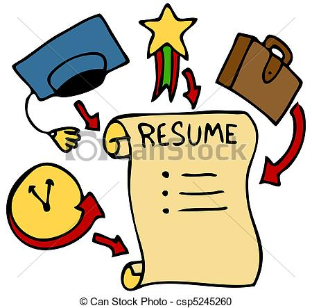 Resume Categories - csp5245260