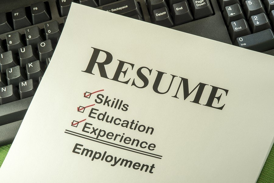 The Resume Builder pertaining to Teacher Resume Clipart 14779