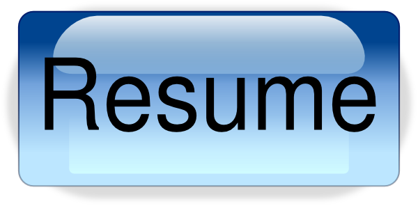 Resume.png Clip Art
