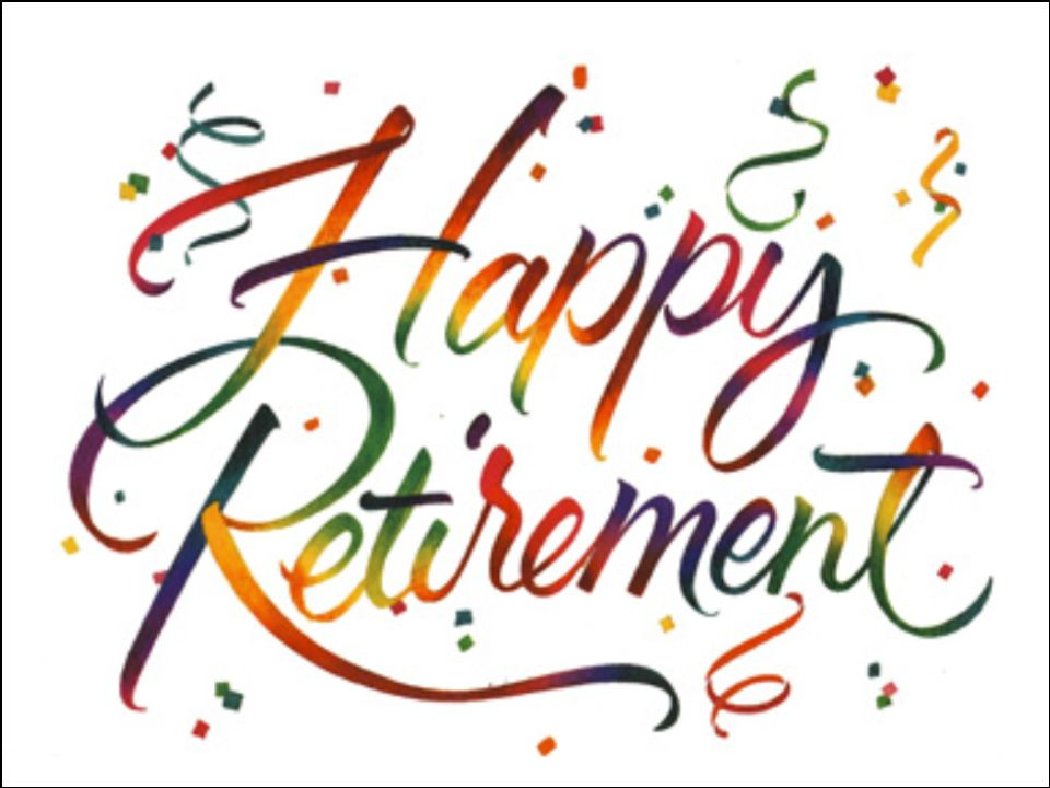 Retirement clip art 2