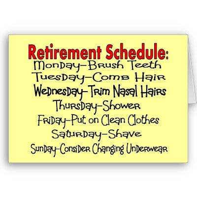 Retirement clip art 4 .