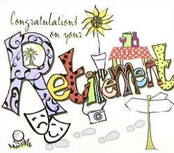 Retirement Congratulations