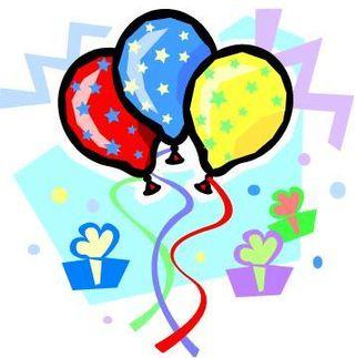 Retirement party clip art