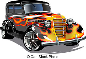 ... retro hotrod. Available EPS-8 vector format separated by... ...