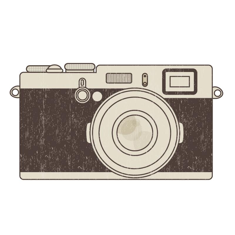 Retro Shabby Photo Camera Clip Art-Retro Shabby Photo Camera Clip Art-0