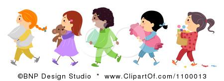 Rf Pajama Party Clipart .-Rf Pajama Party Clipart .-6