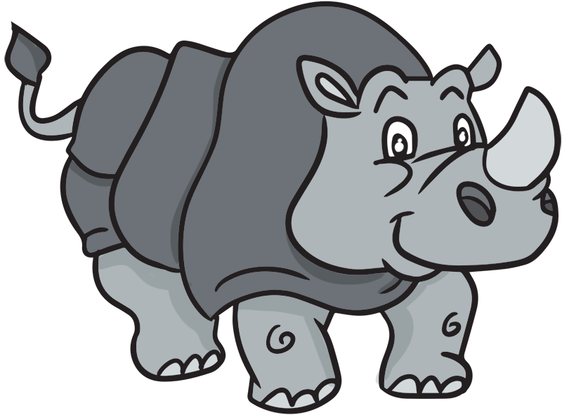 Rhinoceros Clip Art Hd Walls Find Wallpapers