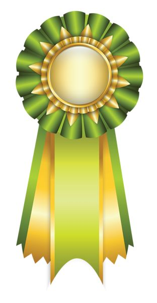 Green Rosette Ribbon PNG Clipart Picture-Green Rosette Ribbon PNG Clipart Picture-8