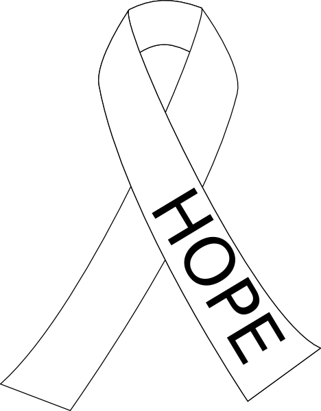 Ribbon For Cancer Clip Art