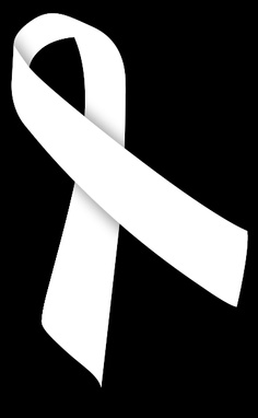 Art Lung Cancer Ribbon Clip A