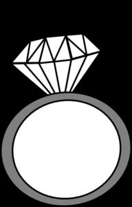 Ring Clip Art. Engagement Ring Vector-Ring Clip Art. Engagement Ring Vector-5
