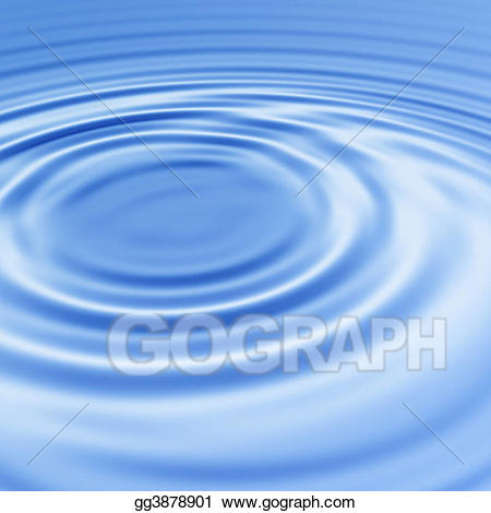 Water ripples - Ripples Clipart
