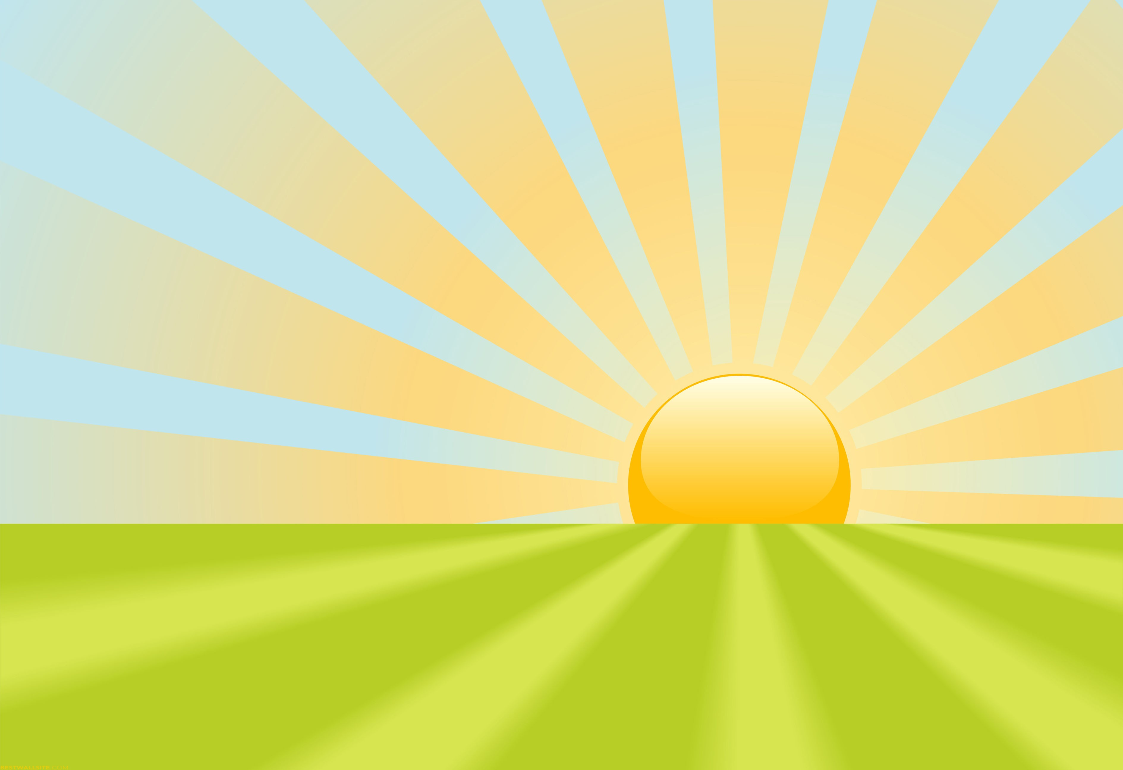 Rise And Shine Clipart