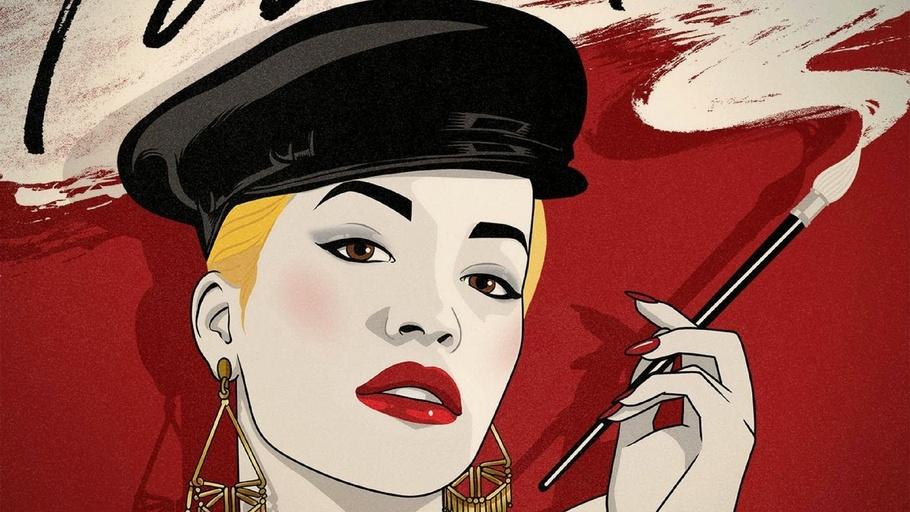 Artwork, Rita Ora, Poison, Poison Rita Ora Art