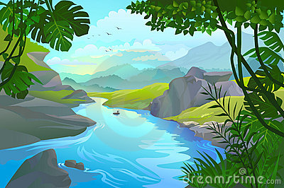 River Clipart-river clipart-7